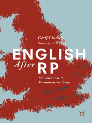 cover image of English After RP