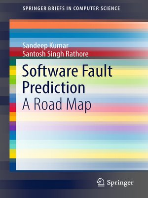 cover image of Software Fault Prediction