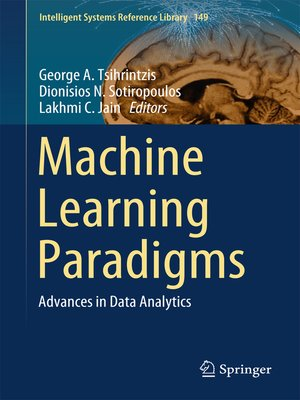 cover image of Machine Learning Paradigms