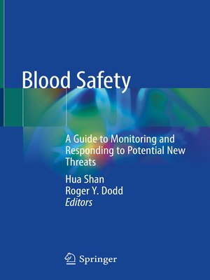 cover image of Blood Safety