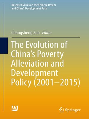 cover image of The Evolution of China's Poverty Alleviation and Development Policy (2001-2015)