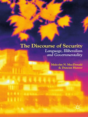 cover image of The Discourse of Security