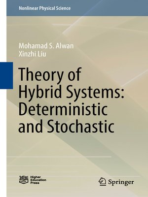 cover image of Theory of Hybrid Systems