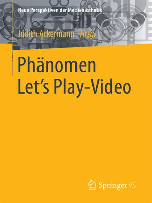 cover image of Phänomen Let´s Play-Video