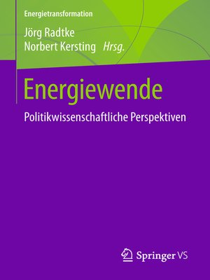 cover image of Energiewende