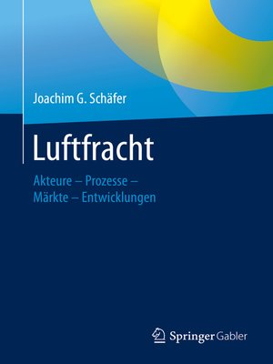 cover image of Luftfracht