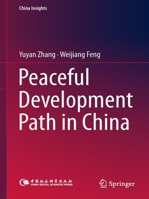 cover image of Peaceful Development Path in China