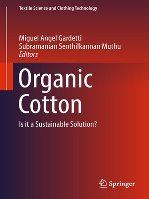 cover image of Organic Cotton