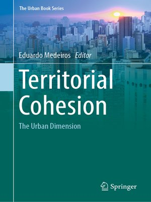 cover image of Territorial Cohesion