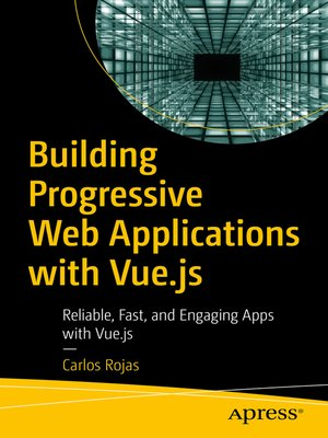 cover image of Building Progressive Web Applications with Vue.js