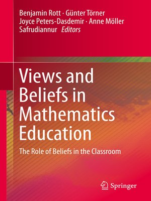 cover image of Views and Beliefs in Mathematics Education