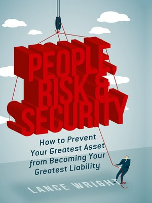 cover image of People, Risk, and Security