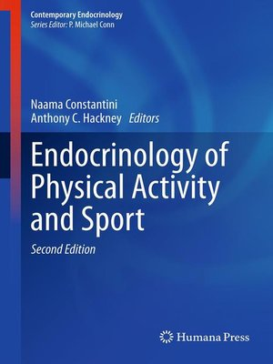 cover image of Endocrinology of Physical Activity and Sport