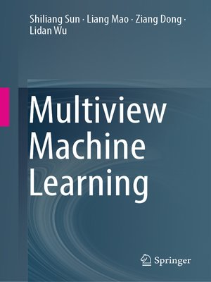 cover image of Multiview Machine Learning