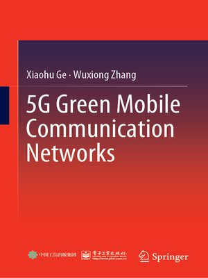 cover image of 5G Green Mobile Communication Networks