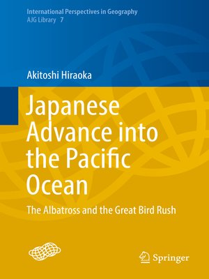 cover image of Japanese Advance into the Pacific Ocean