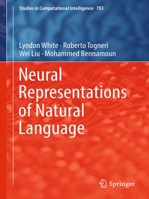 cover image of Neural Representations of Natural Language