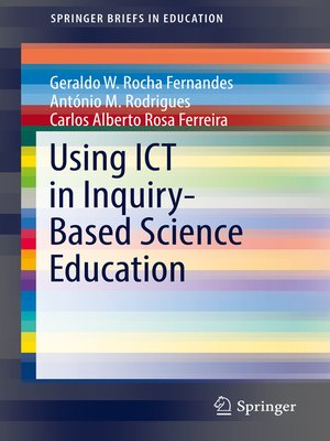 cover image of Using ICT in Inquiry-Based Science Education