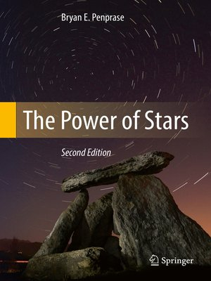 cover image of The Power of Stars