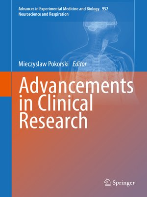 cover image of Advancements in Clinical Research