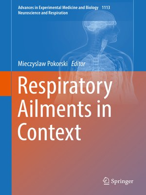 cover image of Respiratory Ailments in Context