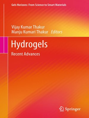 cover image of Hydrogels