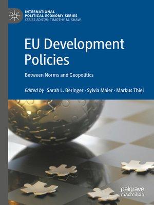 cover image of EU Development Policies