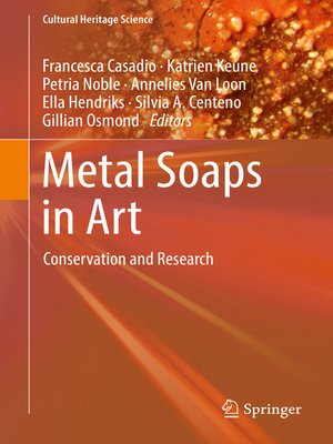 cover image of Metal Soaps in Art