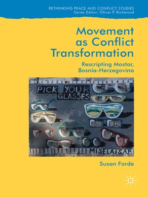 cover image of Movement as Conflict Transformation