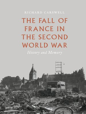 cover image of The Fall of France in the Second World War