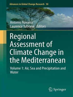 cover image of Regional Assessment of Climate Change in the Mediterranean