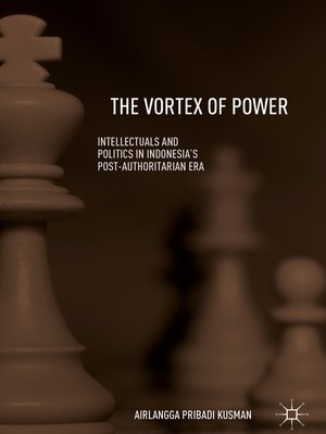 cover image of The Vortex of Power