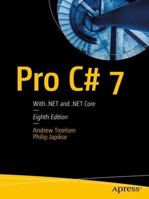 cover image of Pro C# 7