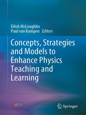 cover image of Concepts, Strategies and Models to Enhance Physics Teaching and Learning