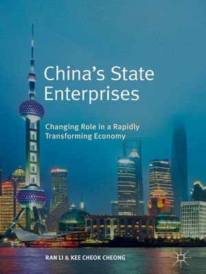 cover image of China's State Enterprises