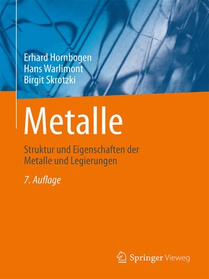 cover image of Metalle