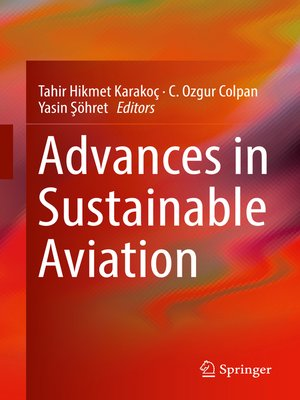 cover image of Advances in Sustainable Aviation