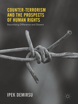 cover image of Counter-terrorism and the Prospects of Human Rights