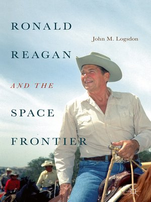 cover image of Ronald Reagan and the Space Frontier