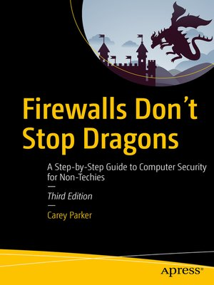 cover image of Firewalls Don't Stop Dragons