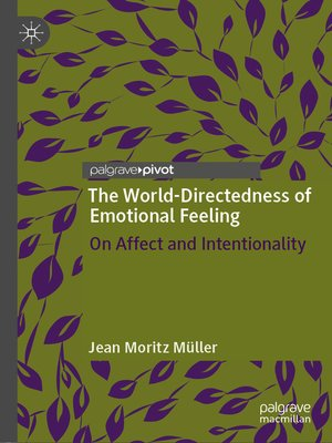 cover image of The World-Directedness of Emotional Feeling