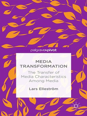 cover image of Media Transformation