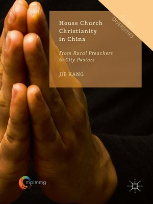 cover image of House Church Christianity in China