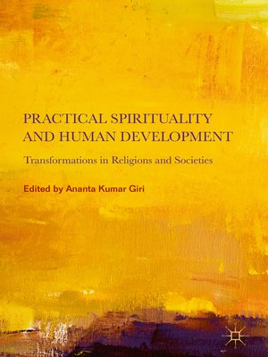 cover image of Practical Spirituality and Human Development