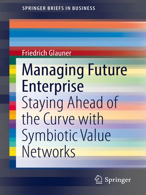 cover image of Managing Future Enterprise