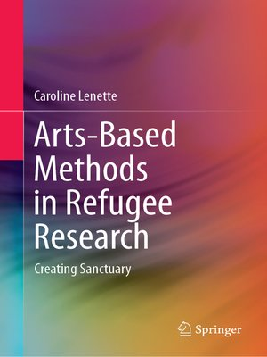 cover image of Arts-Based Methods in Refugee Research