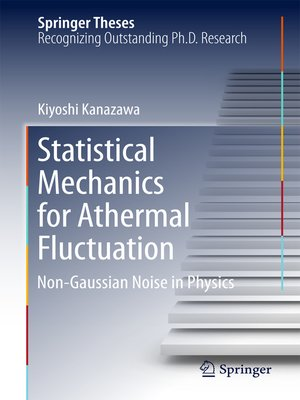 cover image of Statistical Mechanics for Athermal Fluctuation