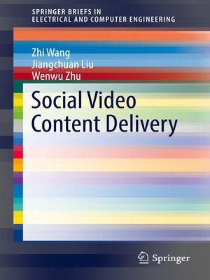 cover image of Social Video Content Delivery