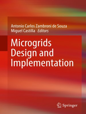cover image of Microgrids Design and Implementation