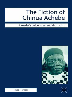cover image of The Fiction of Chinua Achebe